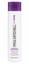 Paul Mitchell Extra-Body Daily Shampoo - Объемообразующий шампунь для тонких волос 300 мл