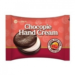 The Saem Chocopie Hand Cream Grapefruit - Крем для рук грейпфрут, 35 мл