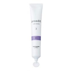 Lebel Proedit Care Works 3B+ Bounce Fit Plus Step 03 - Сыворотка для волос (шаг 3B+) 4*20 мл. Общий объем: 80 мл