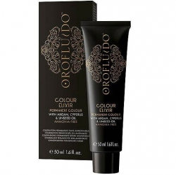 Orofluido - Краска для волос 6-12 темный жемчужный блондин, 50 мл