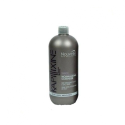 Nouvelle Kapillixine Normalizing Cleanser Shampoo - Шампунь для жирных волос с экстрактом крапивы, 1000 мл