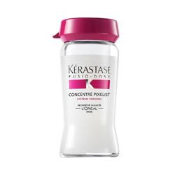 Kerastase Fusio-Dose Concentre Pixelist - Средство для придания блеска окрашенным волосам 10*12 мл