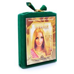 Aasha Herbals Краска для волос травяная «Золотой Блонд» 100 гр
