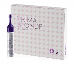 Estel Prima Blonde - Пенный краситель для блондинок 10/65 Светлый блондин фиолетово-красный, 10 мл
