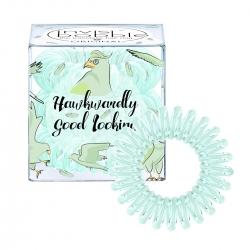 Invisibobble ORIGINAL Hawkwardly Good Looking - Резинка-браслет для волос серо-зеленый, 3шт