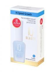 IQ Beauty Hi-Speed Growth - Высокоэффективный стимулятор роста ногтей, 12,5 мл