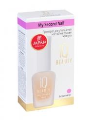 IQ Beauty My Second Nail - Препарат для утолщения ногтей на основе жемчуга, 12,5 мл