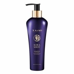 T-LAB Professional Kera Shot Shampoo - Восстанавливающий шампунь с кератином, 250мл