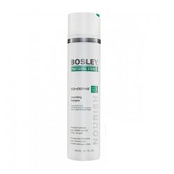 Bosley Воs Defense Nourishing Shampoo Normal to Fine Non Color-Treated Hair - Шампунь питательный для нормальных/тонких неокрашенных волос 300 мл