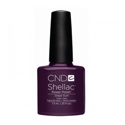 CND Shellac Гель-лак для ногтей №045 L Grape Gum 7,3 мл