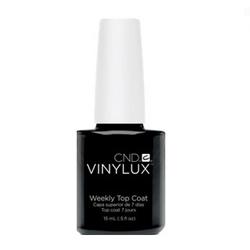 CND Vinylux Top Coat - Верхнее покрытие 15 мл