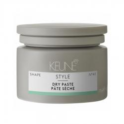 Keune Celebrate Style Dry Paste No41 - Паста сухая для придания матовой текстуры, 75 мл