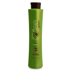 Honma Tokyo Coffee green  - Био-протеиновое выпрямление и восстановление, 1000 мл