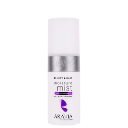 Aravia Professional Moisture Mist - Мист экспресс-увлажнение с мочевиной 10%, 150 мл