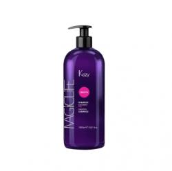 Kezy Magic Life Smooth Shampoo - Шампунь разглаживающий для вьющихся, непослушных волоc, 1000мл