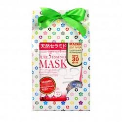 Japan Gals Маска с натуральными керамидами Pure5 Essential 30 шт