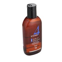 Sim Sensitive System 4 Therapeutic Climbazole Shampoo - Терапевтический шампунь № 4 для очень жирной, чувствительной и раздраженной кожи головы 100 мл