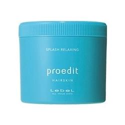 Lebel Proedit Hairskin Splash Relaxing - Крем для волос «Свежесть» 360 гр