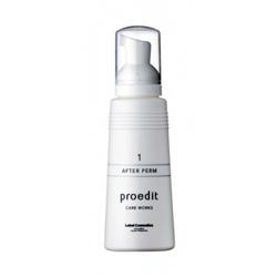 Lebel Proedit Care Works 1/P After Perm Step 01 - Сыворотка для волос после химического воздействия (шаг 1/P) 500 мл
