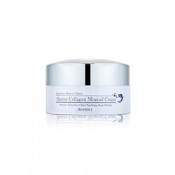 Deoproce Marine Collagen Mineral Cream - Минеральный крем с морской водой и коллагеном, 100 мл