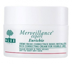 NUXE Merveillance Expert - Корректирующий крем против явных мимических морщин, 50 мл