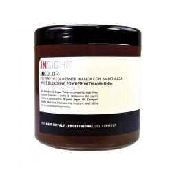 Insight Incolor - Обесцвечивающий порошок с органическим маслом Арганы, 500 гр