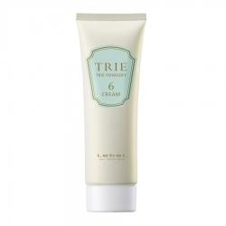 Lebel Trie Powdery Cream 6 - Крем матовый для укладки волос средней фиксации 80 гр