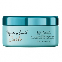 Schwarzkopf Mad About Curls Twister Butter INT - Маска для волос, 200 мл