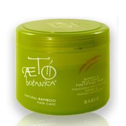 Barex Aeto Fortifying Mask in tub Bamboo & Wild Mango - Маска укрепляющая с экстрактом бамбука и дикого манго 500 мл