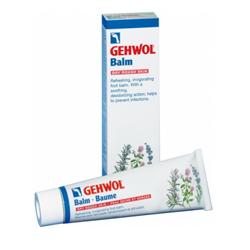 Gehwol Balm Dry Rough Skin - Тонизирующий бальзам «Авокадо» для сухой кожи 125 мл