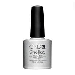 CND Shellac Гель-лак для ногтей №32 Silver Chrome 7,3 мл