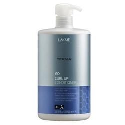 Lakme Teknia Teknia Curl Up Shampoo - восстанавливающий шампунь, для вьющихся волос и волос после химической завивки 1000 мл