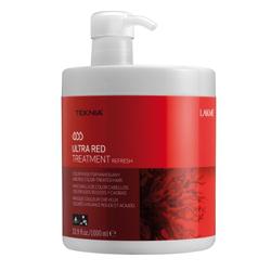 """Lakme Teknia Ultra treatment - Средство для поддержания оттенка окрашенных волос """"Красный"""" 1000 мл"""