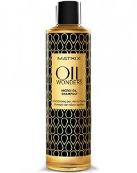 Matrix Oil Wonders - Шампунь с микро-каплями масла 300 мл