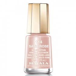 Mavala - Лак для ногтей тон 114 Розовый песок/Sand Rose, 5 мл