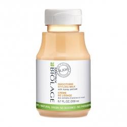 Matrix Biolage R.A.W. Smoothing Styling Milk - Разглаживающее молочко с мёдом и экстрактом овса, 200 мл
