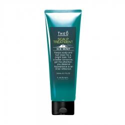Lebel Theo Scalp Treatment Ice Mint - Крем-уход для кожи головы и волос мужской 240 мл