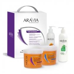"Aravia Professional Промо-набор ""3+1"" №3 - Промо-набор для шугаринга №3"