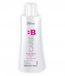 BB ONE BB Care After Keratin & BTX - Шампунь Безсульфатный 300 мл