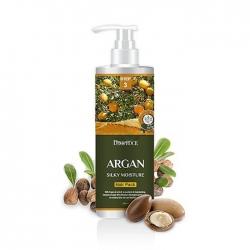 Deoproce Argan Silky Moisture Hair Pack - Маска для волос с аргановым маслом, 1000 мл