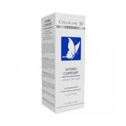 Medical Collagene 3D Hydro Comfort - Коллагеновая гель-маска для лица с аллантоином, 30 мл