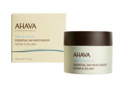 Ahava Time To Hydrate Essential Day Moisturizer - Базовый увлажняющий дневной крем для норм.и сухой кожи, 50 мл