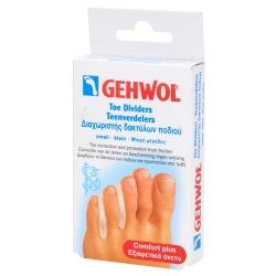 Gehwol - Гель-корректоры между пальцев бол., 3 шт