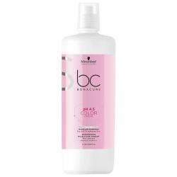 Schwarzkopf BC Bonacure pH 4.5 Color Freeze. Silver Shampoo - Шампунь Нейтрализующий нежелательный желтый оттенок, 1000 мл