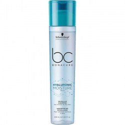 Schwarzkopf BC Bonacure Hyaluronic Moisture Kick. Micellar Shampoo - Мицеллярный шампунь для волос, 250 мл