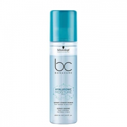 Schwarzkopf BC Bonacure Hyaluronic Moisture Kick. Spray Conditione - Спрей-кондиционер для волос, 200 мл