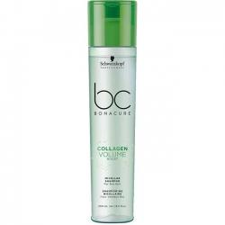 Schwarzkopf BC Bonacure Collagen Volume Boost. Micellar Shampoo - Мицеллярный шампунь для волос, 250 мл