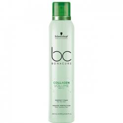 Schwarzkopf BC Bonacure Collagen Volume Boost. Perfect Foam - Мусс для легкого расчесывания и объема волос, 200 мл