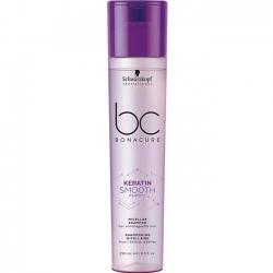 Schwarzkopf BC Bonacure Keratin Smooth Perfect. Micellar Shampoo - Мицеллярный шампунь для волос, 250 мл