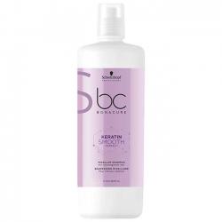 Schwarzkopf BC Bonacure Keratin Smooth Perfect. Micellar Shampoo - Мицеллярный шампунь для волос, 1000 мл